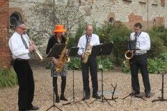 Wedding Event, Farnham Castle, Farnham (2014)