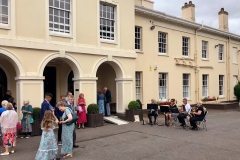 Special Birthday Event, Townhill Parkhouse, Southampton (2018)