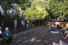 Yearly local street party, Southampton (2019)