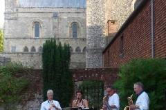 WI Summer Party, St-Cross, Winchester (2014)
