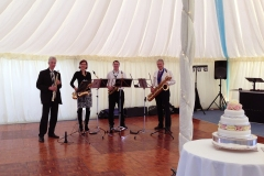 Wedding Event, Braishfield (2014)
