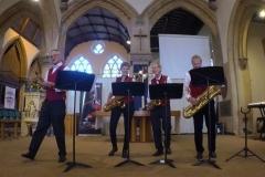 Wedding Event, Highfield Church,  Southampton (2019)